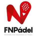 Logotipo Federación Navarra de Padel
