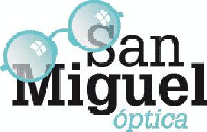 Óptica San Miguel Logotipo
