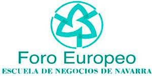 Logo foro europeo